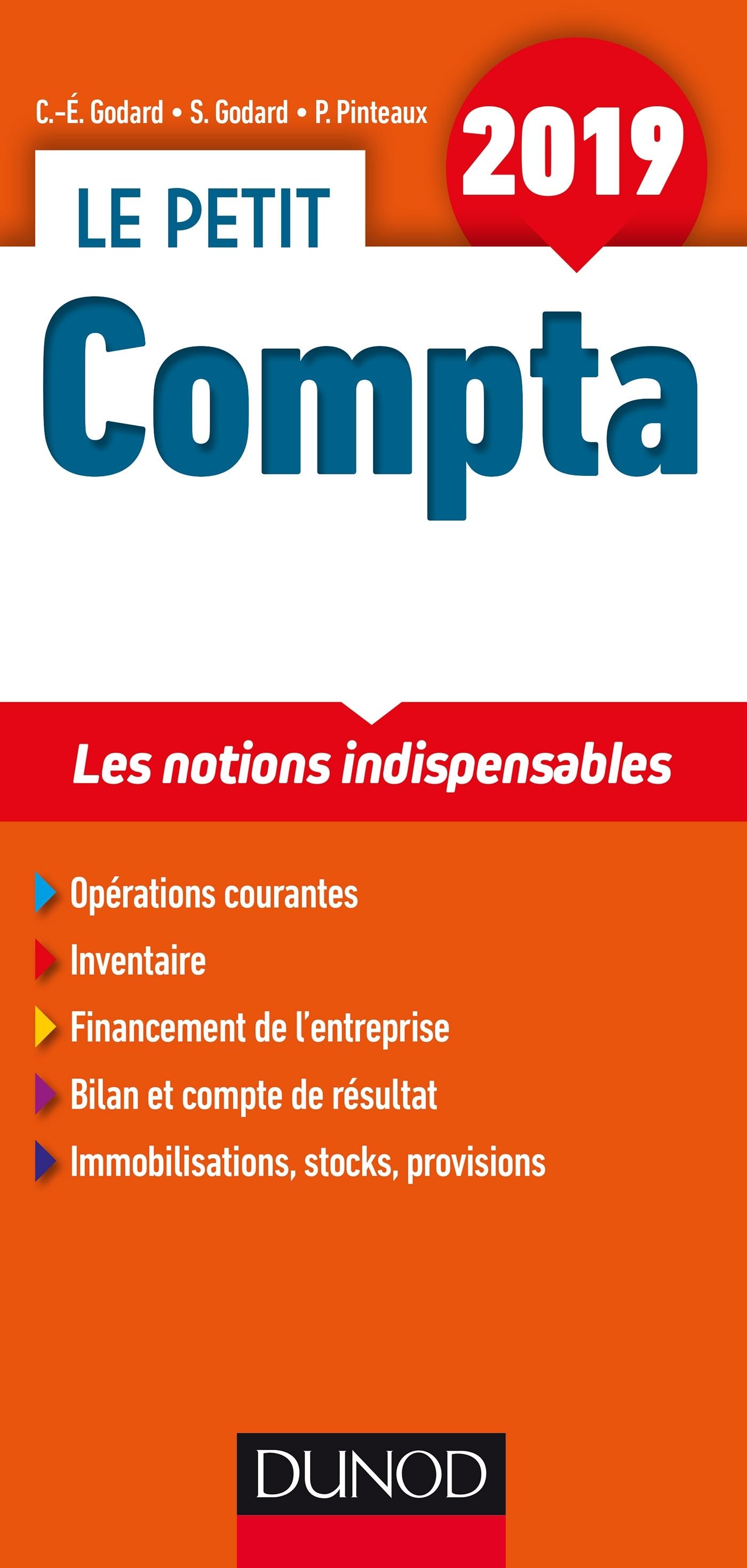 LE PETIT COMPTA 2019 - LES NOTIONS INDISPENSABLES