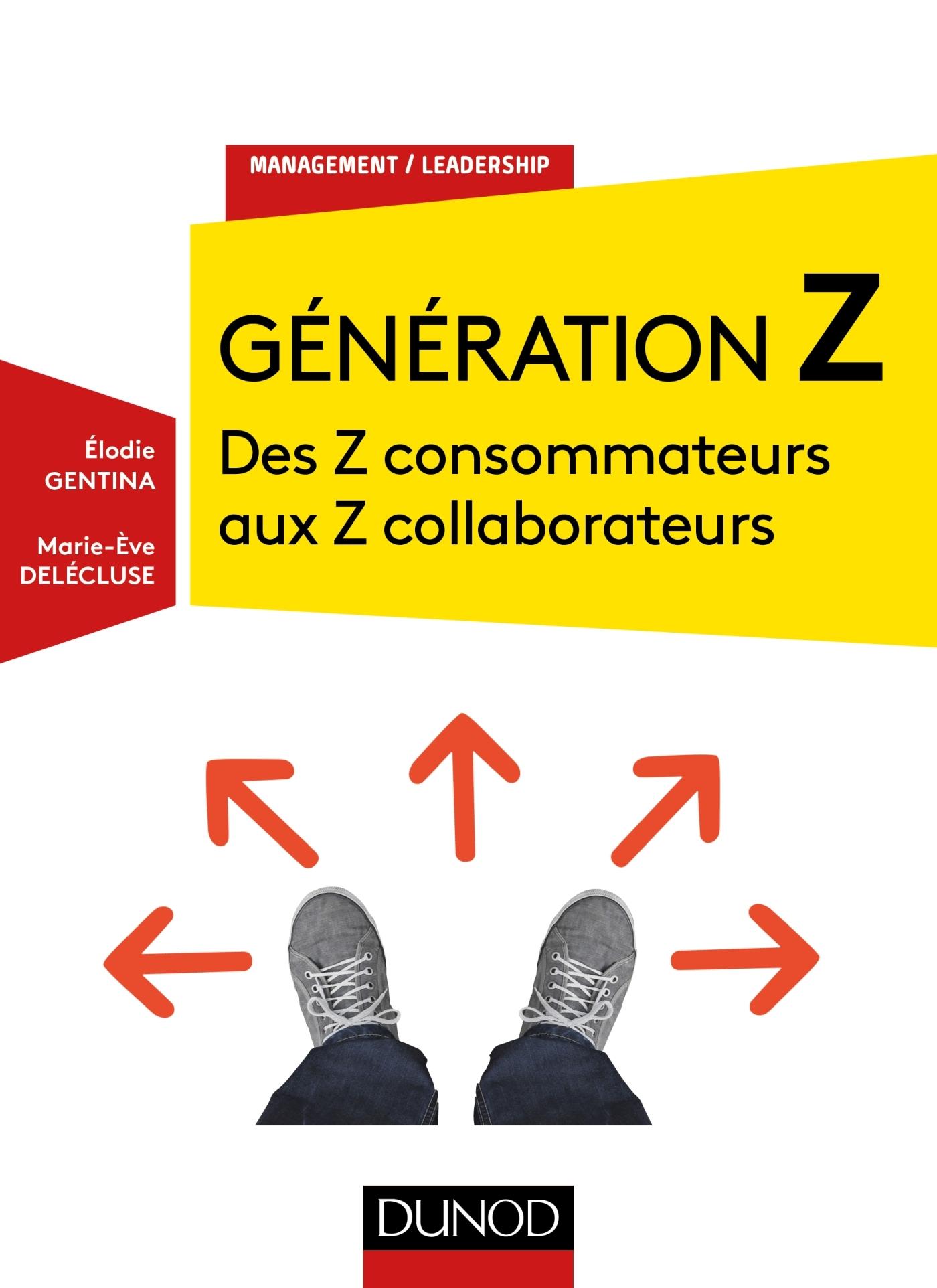 GENERATION Z - DES Z CONSOMMATEURS AUX Z COLLABORATEURS