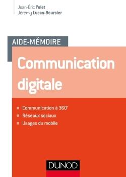 AIDE-MEMOIRE - COMMUNICATION DIGITALE