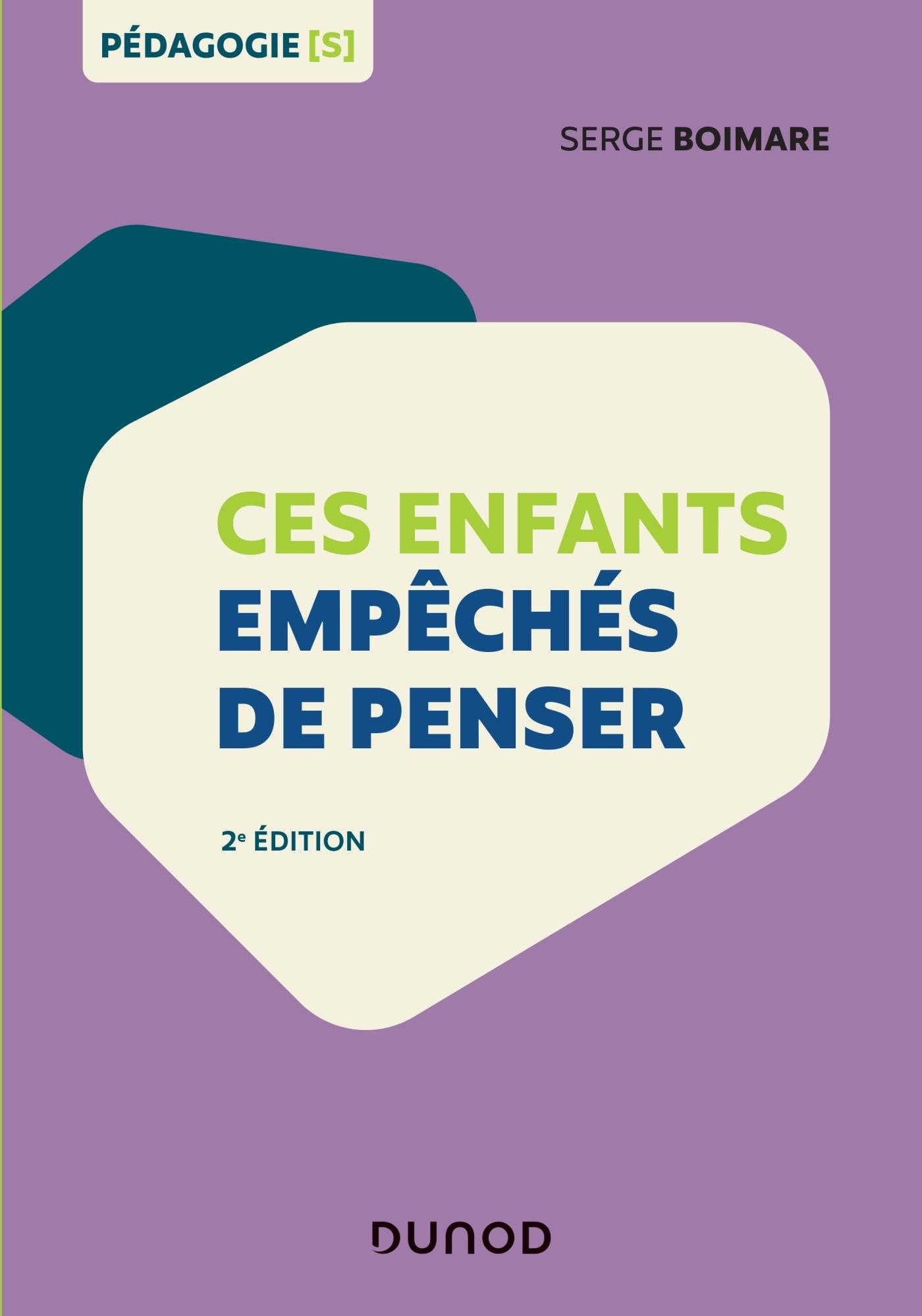 CES ENFANTS EMPECHES DE PENSER