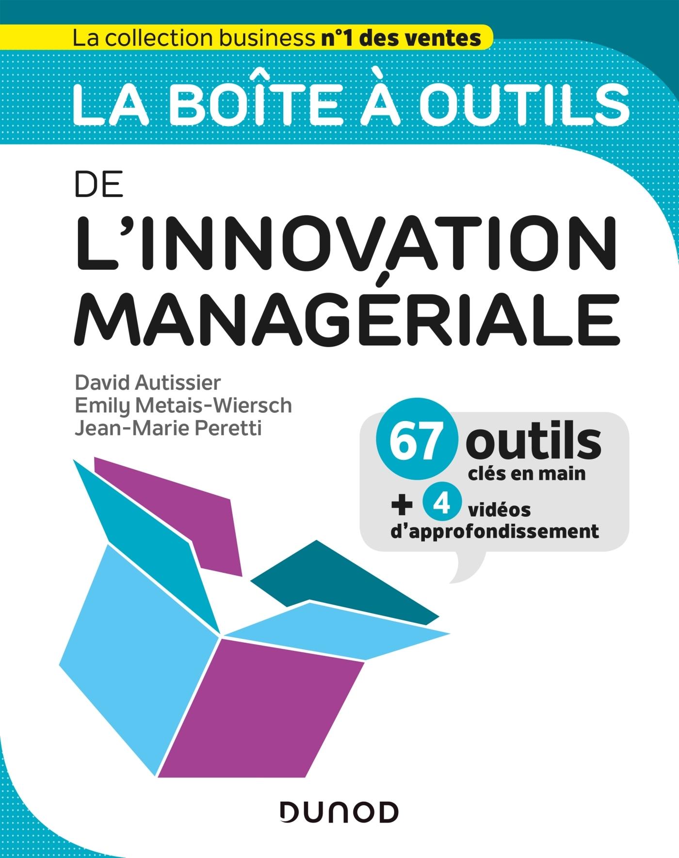 LA BOITE A OUTILS DE L'INNOVATION MANAGERIALE