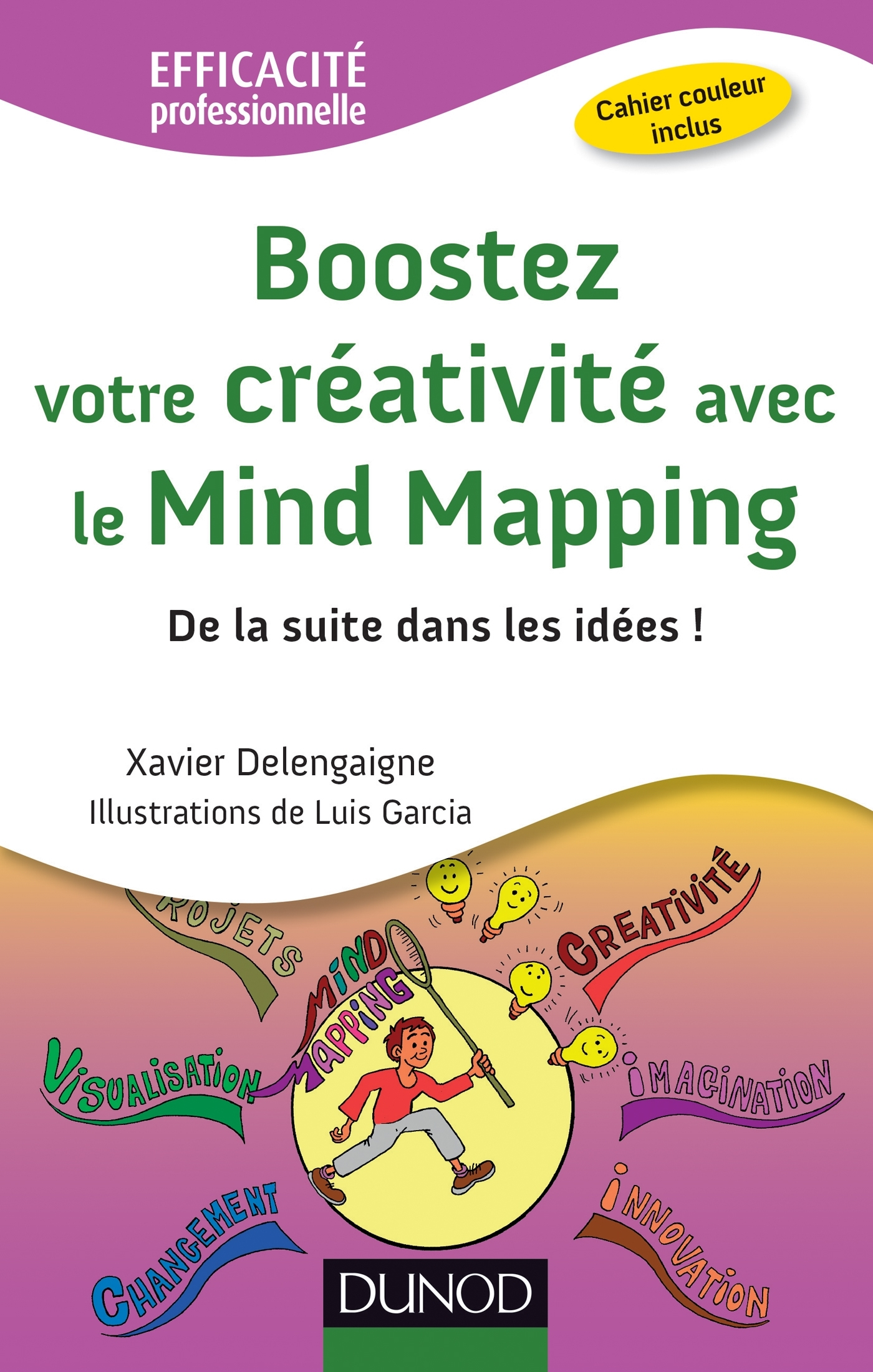 BOOSTEZ VOTRE CREATIVITE AVEC LE MIND MAPPING - DE LA SUITE DANS LES IDEES !