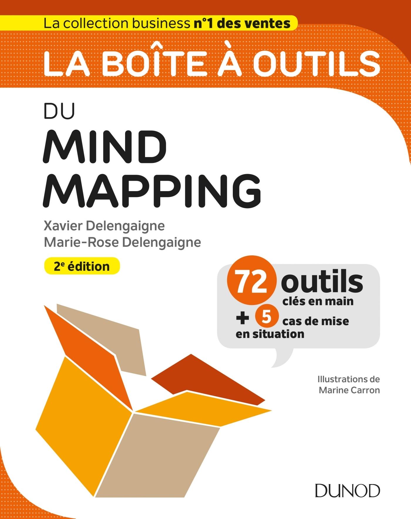 LA BOITE A OUTILS DU MIND MAPPING - 2E ED.