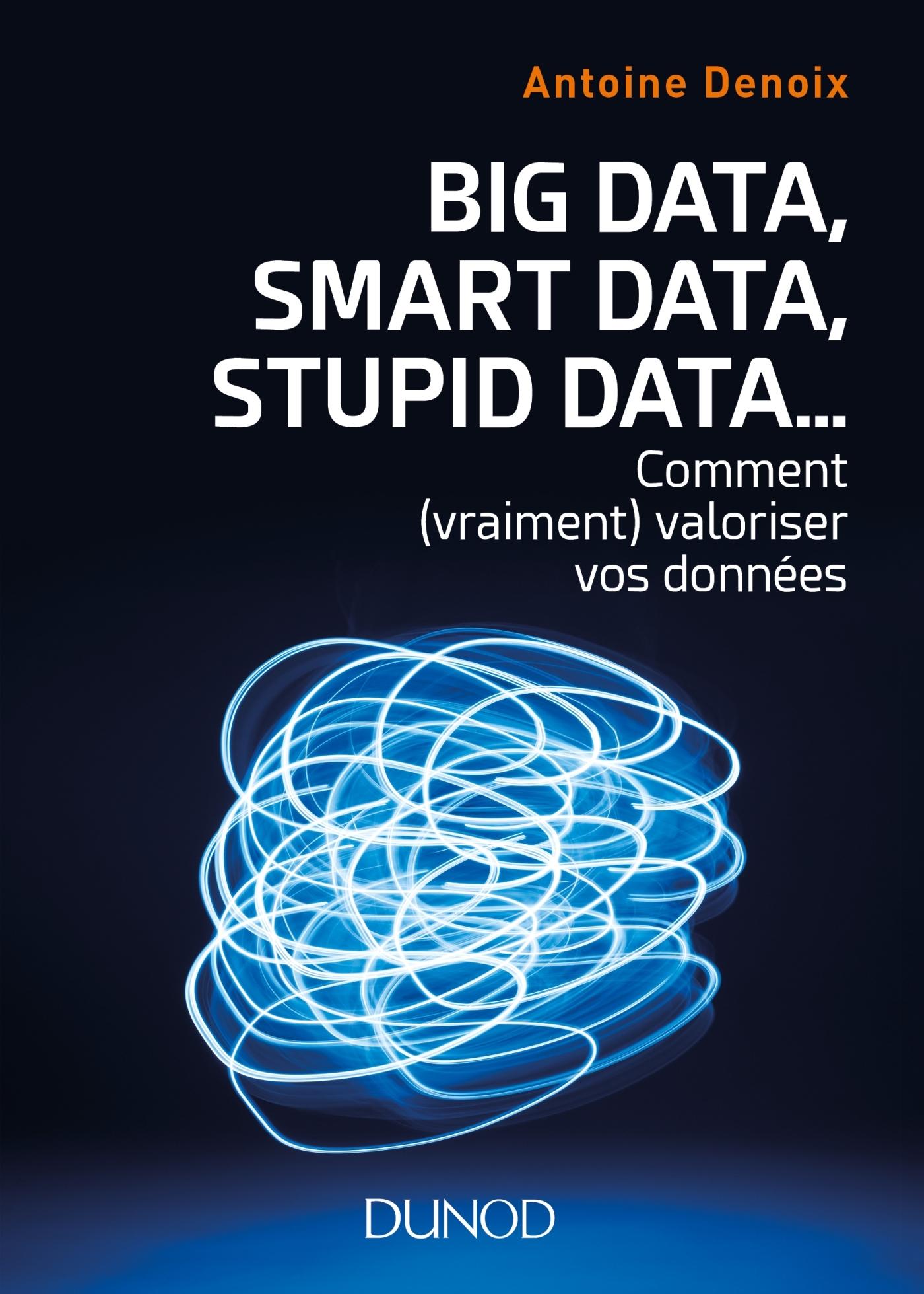 BIG DATA, SMART DATA, STUPID DATA... COMMENT (VRAIMENT) VALORISER VOS DONNEES