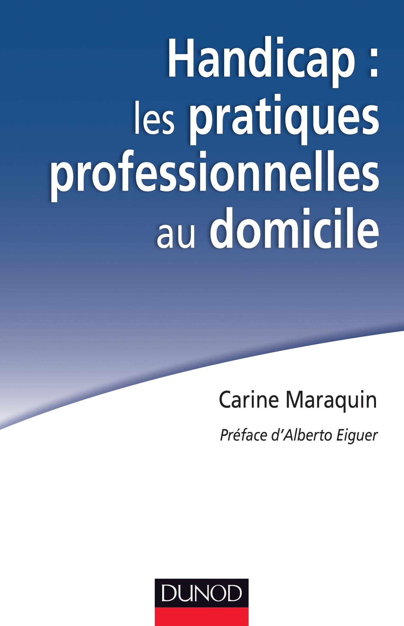 HANDICAP : LES PRATIQUES PROFESSIONNELLES AU DOMICILE