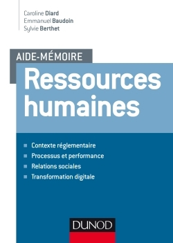 AIDE MEMOIRE - RESSOURCES HUMAINES