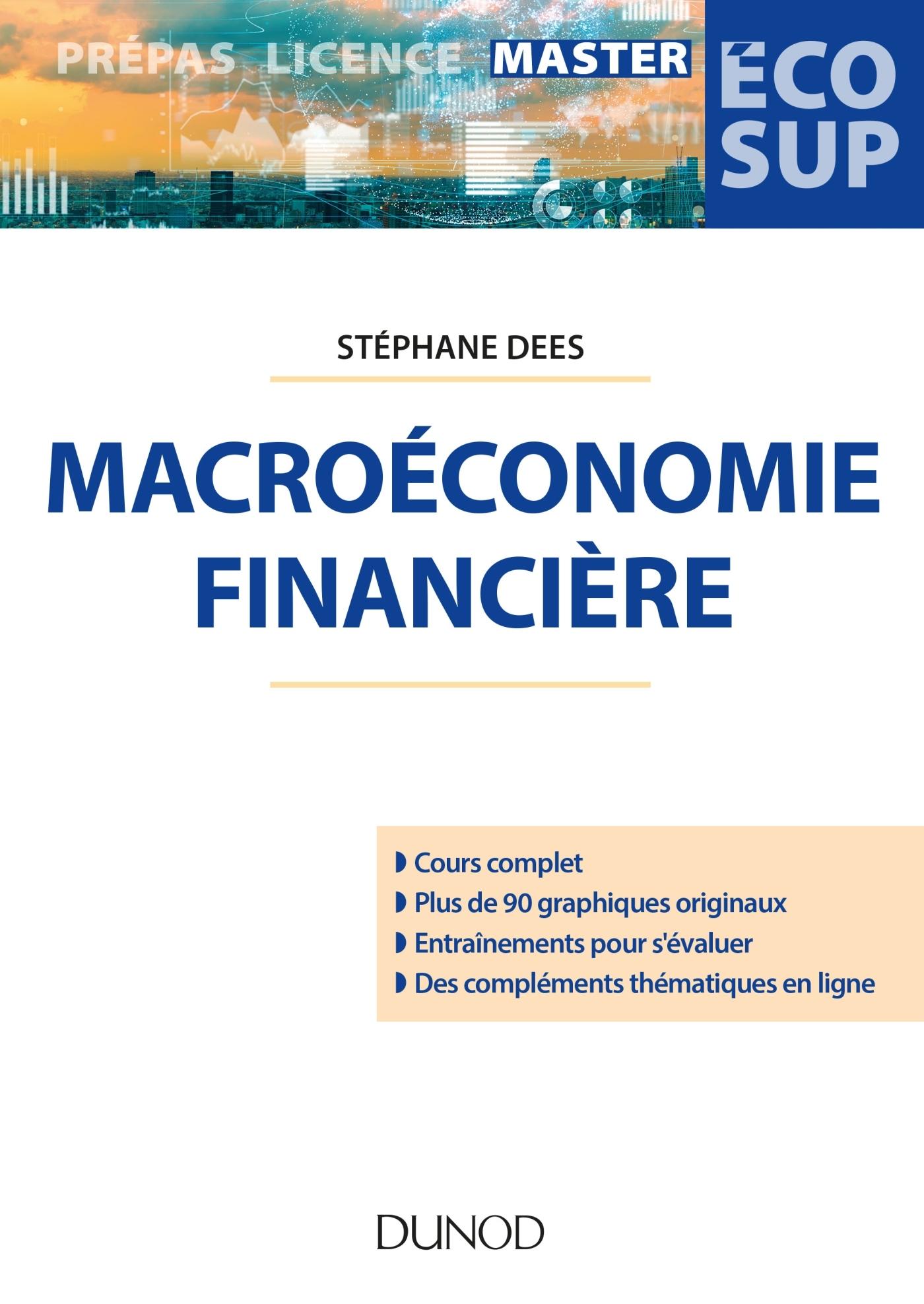 MACROECONOMIE FINANCIERE