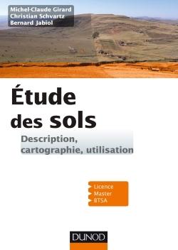 ETUDE DES SOLS - DESCRIPTION, CARTOGRAPHIE, UTILISATION