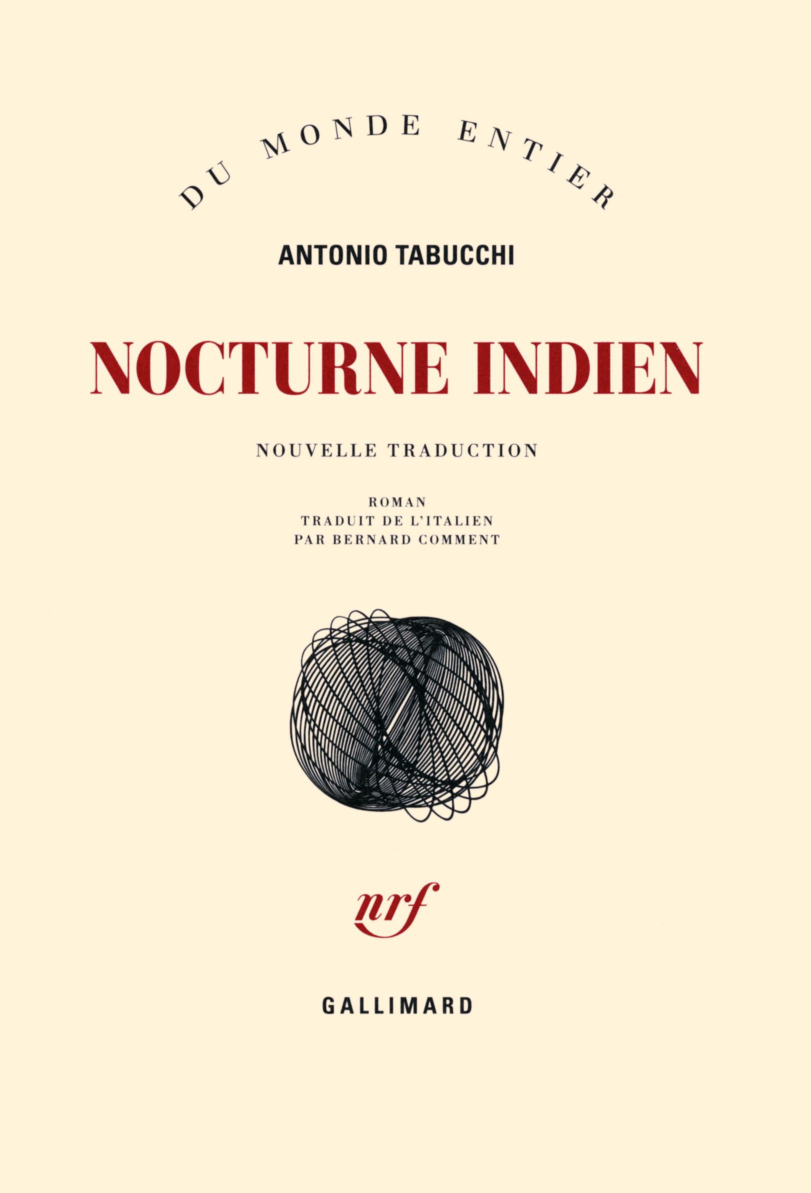 NOCTURNE INDIEN ROMAN