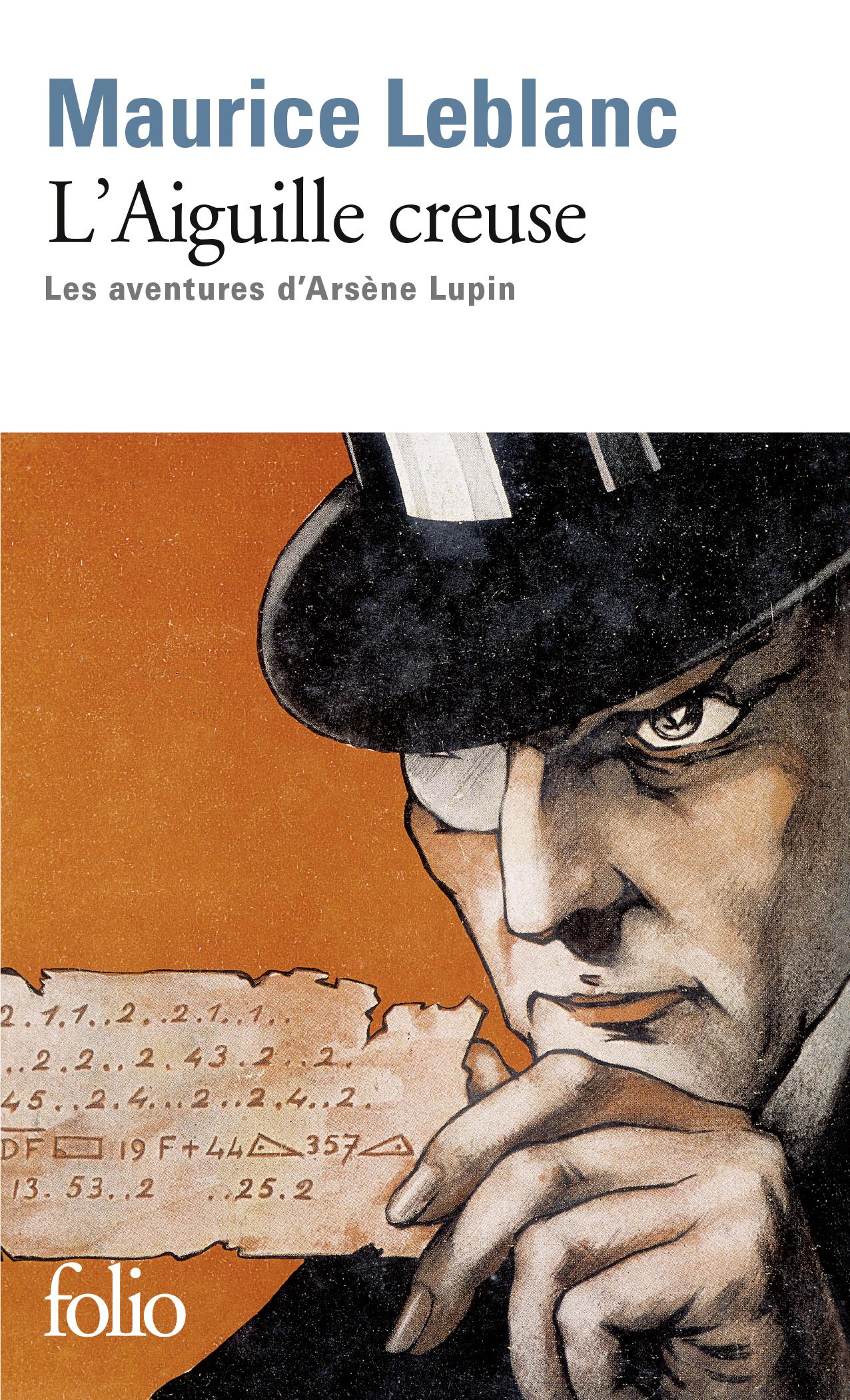 L'AIGUILLE CREUSE - LES AVENTURES D'ARSENE LUPIN