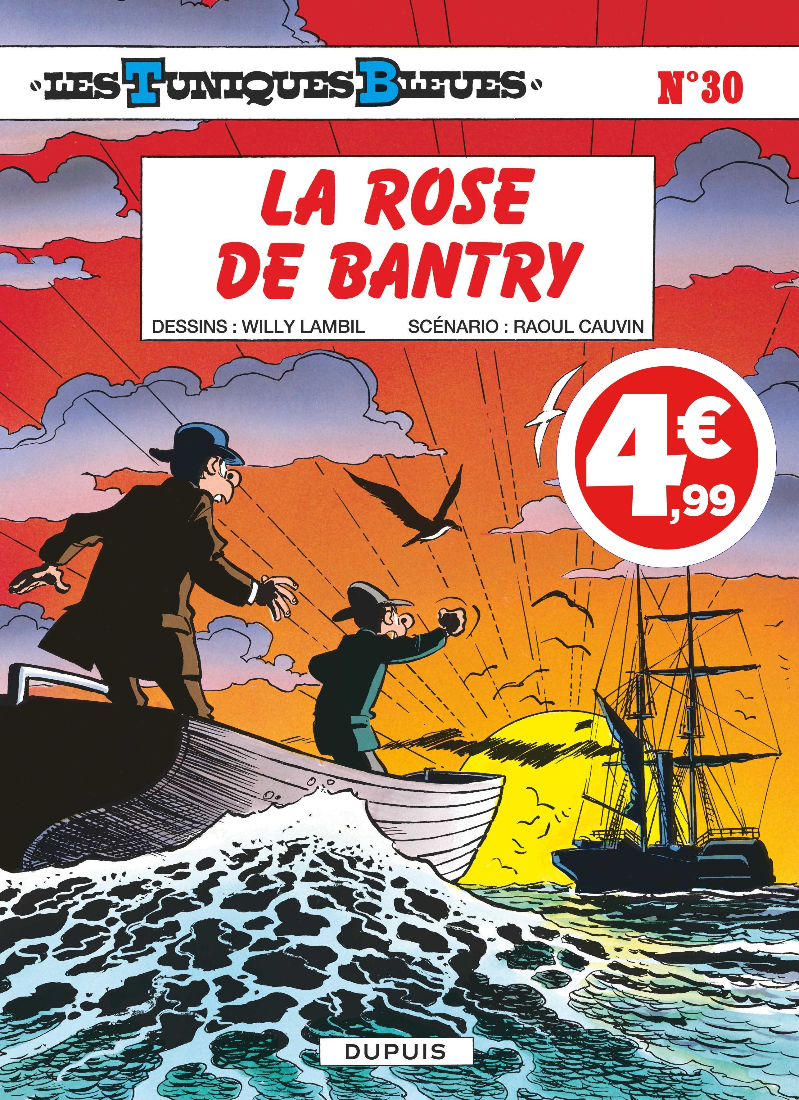 LES TUNIQUES BLEUES - TOME 30 - LA ROSE DE BANTRY (INDISPENSABLES 2020)