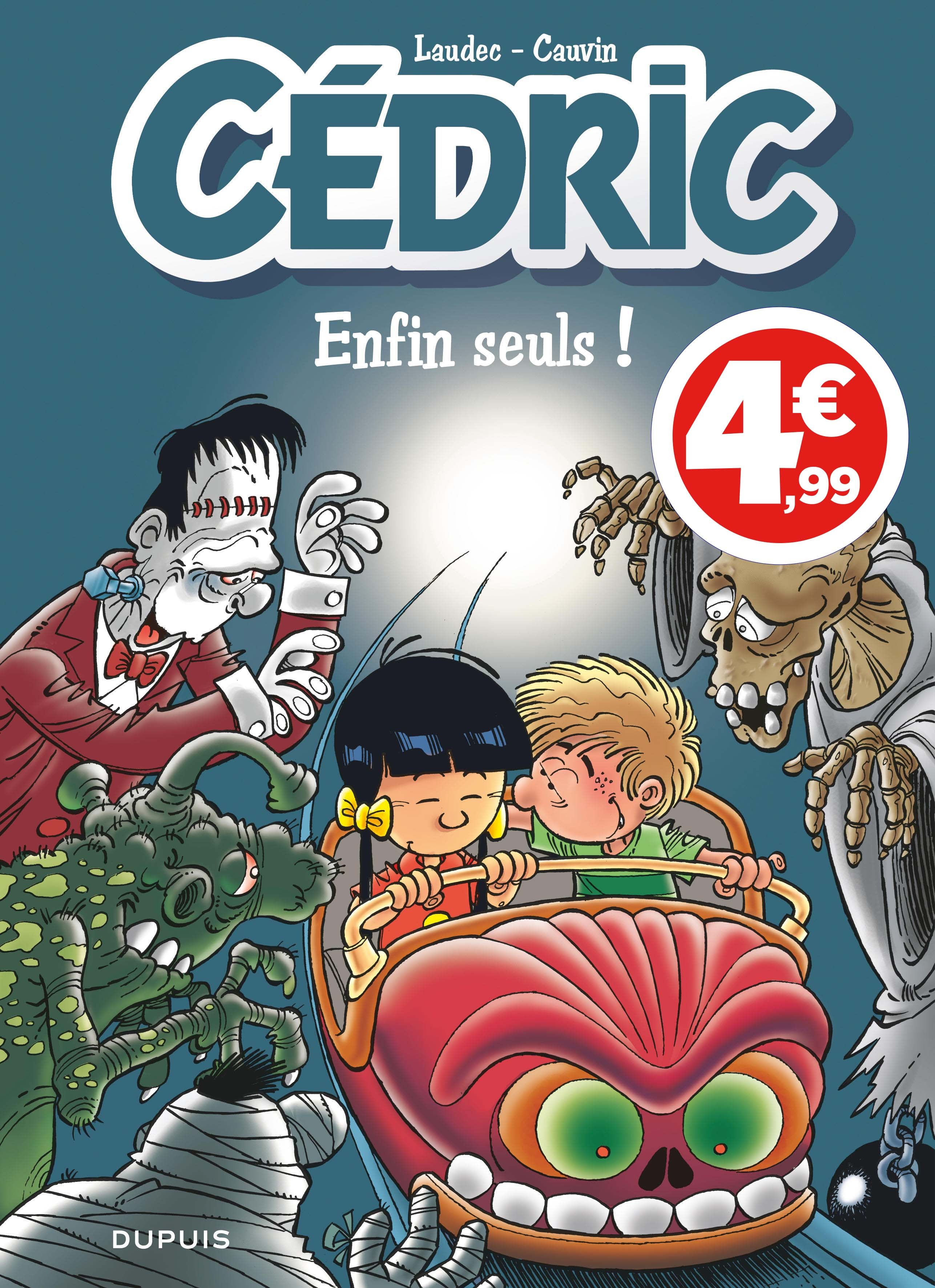 CEDRIC - TOME 18 - ENFIN SEULS ! (INDISPENSABLES 2020)
