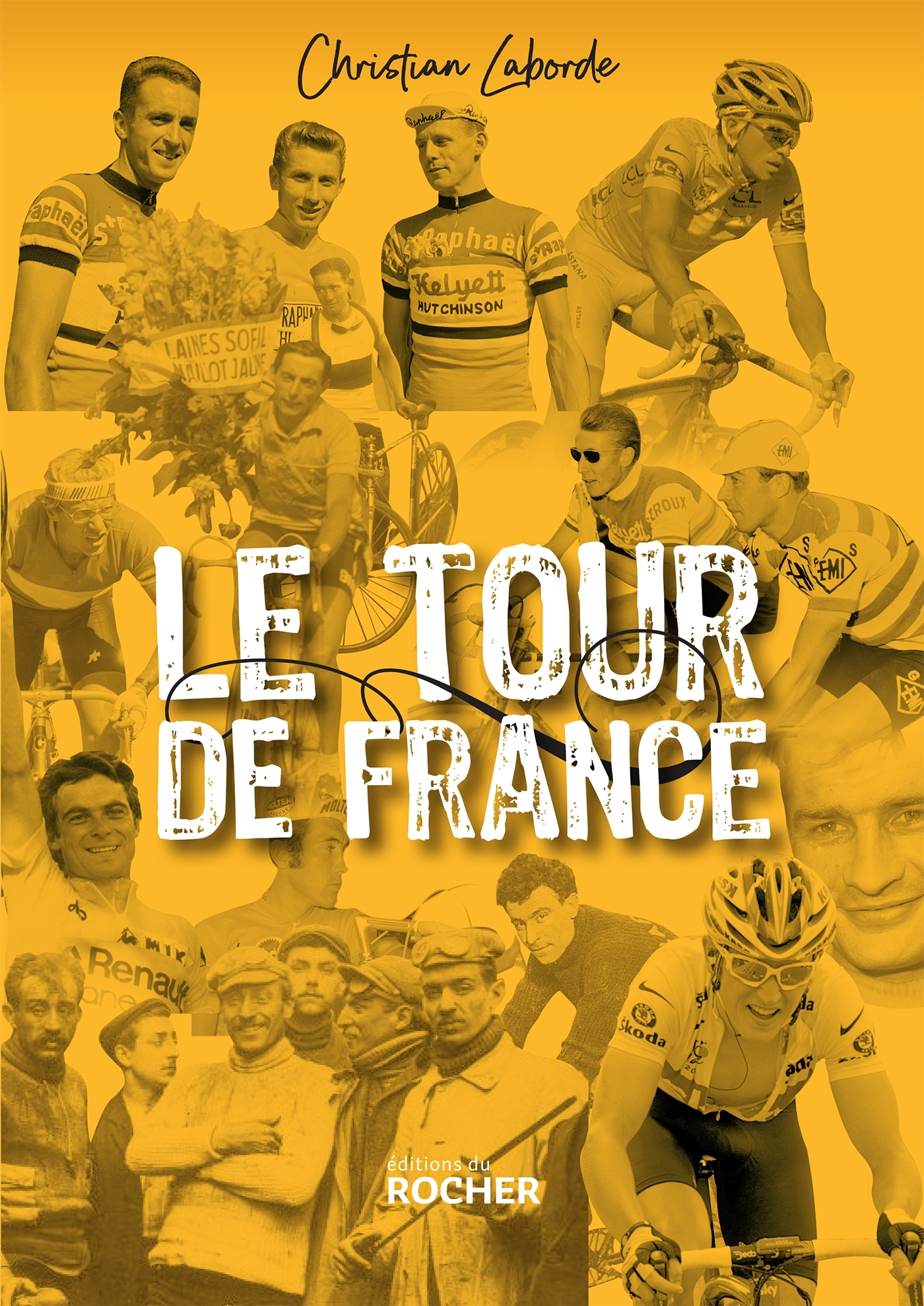 LE TOUR DE FRANCE - ABECEDAIRE EBAUBISSANT