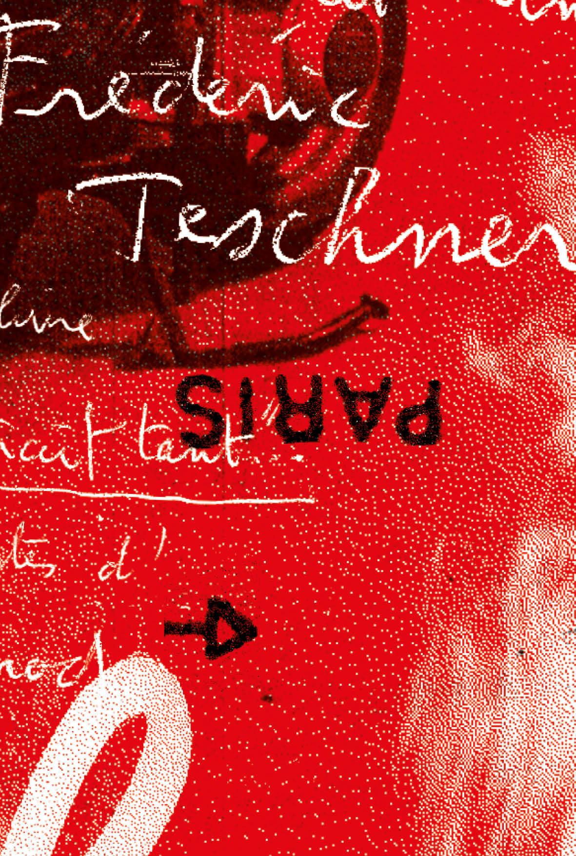 FREDERIC TESCHNER - MONOGRAPHIE