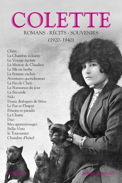 COLETTE - ROMANS, RECITS, SOUVENIRS (1920-1940) - TOME 2 NOUVELLE EDITION - VOLUME 02
