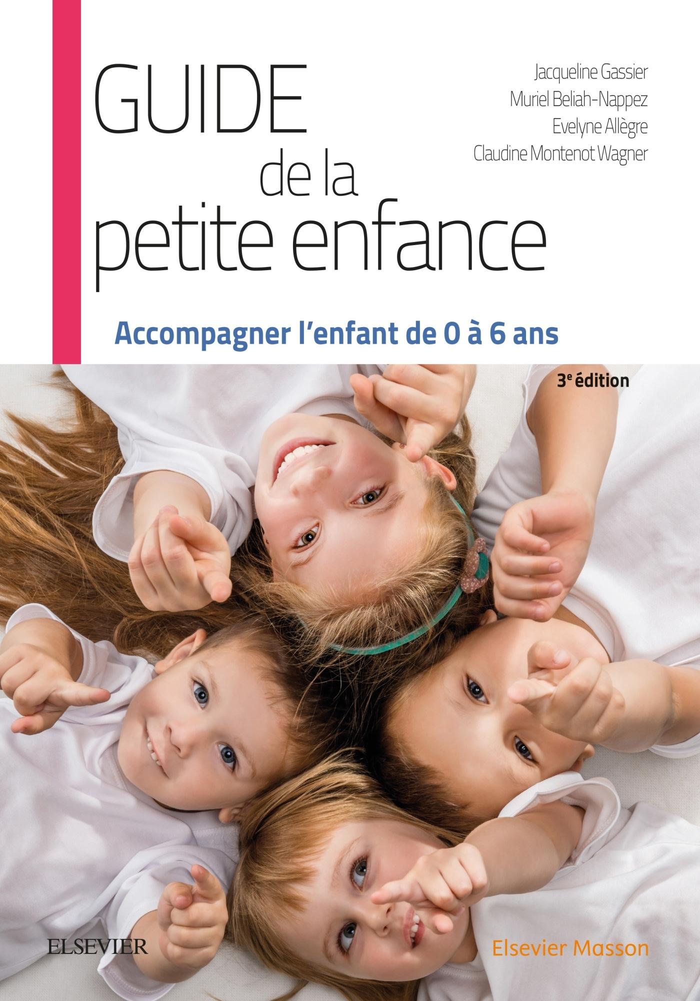 GUIDE DE LA PETITE ENFANCE - ACCOMPAGNER L'ENFANT DE 0 A 6 ANS