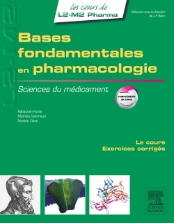 BASES FONDAMENTALES EN PHARMACOLOGIE - SCIENCES DU MEDICAMENT