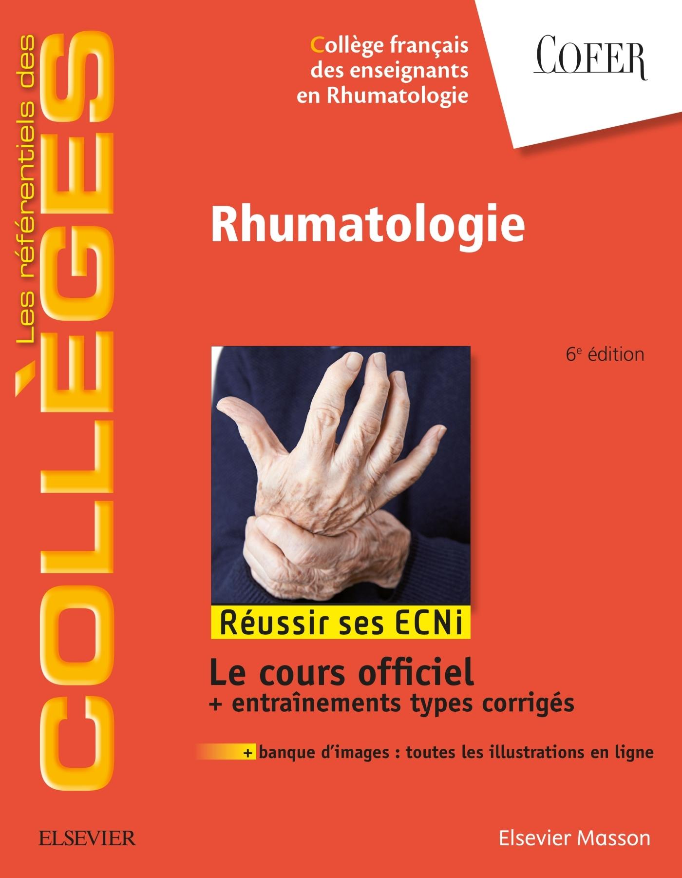 RHUMATOLOGIE - REUSSIR LES ECNI