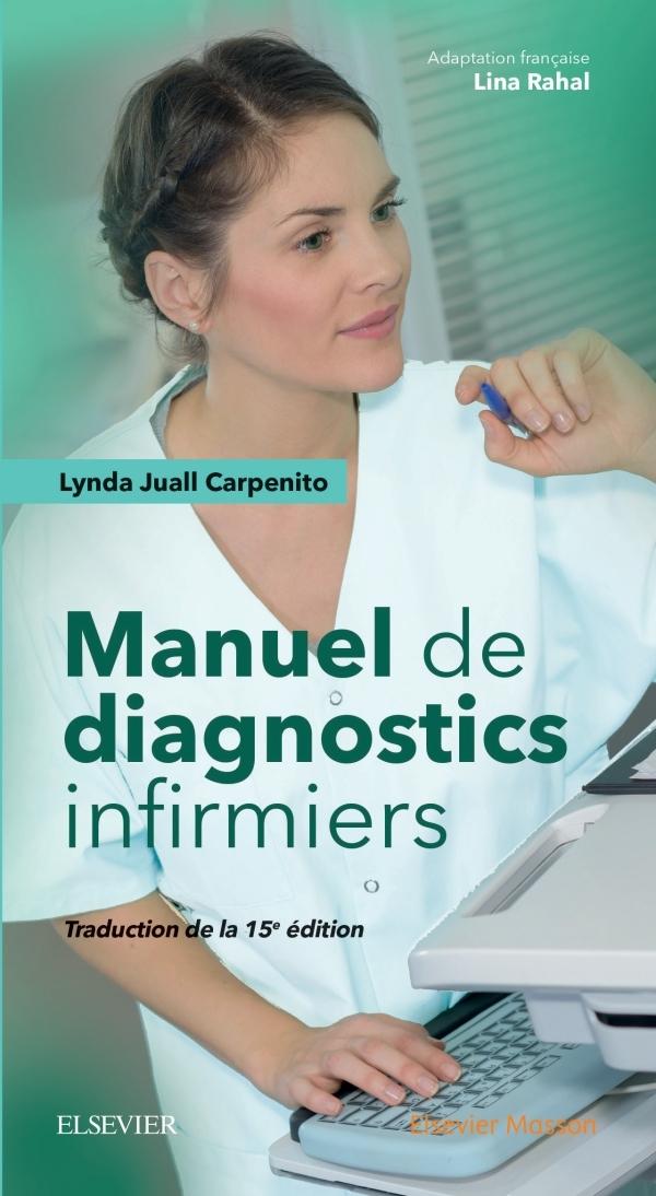 MANUEL DE DIAGNOSTICS INFIRMIERS - 15  EDITION