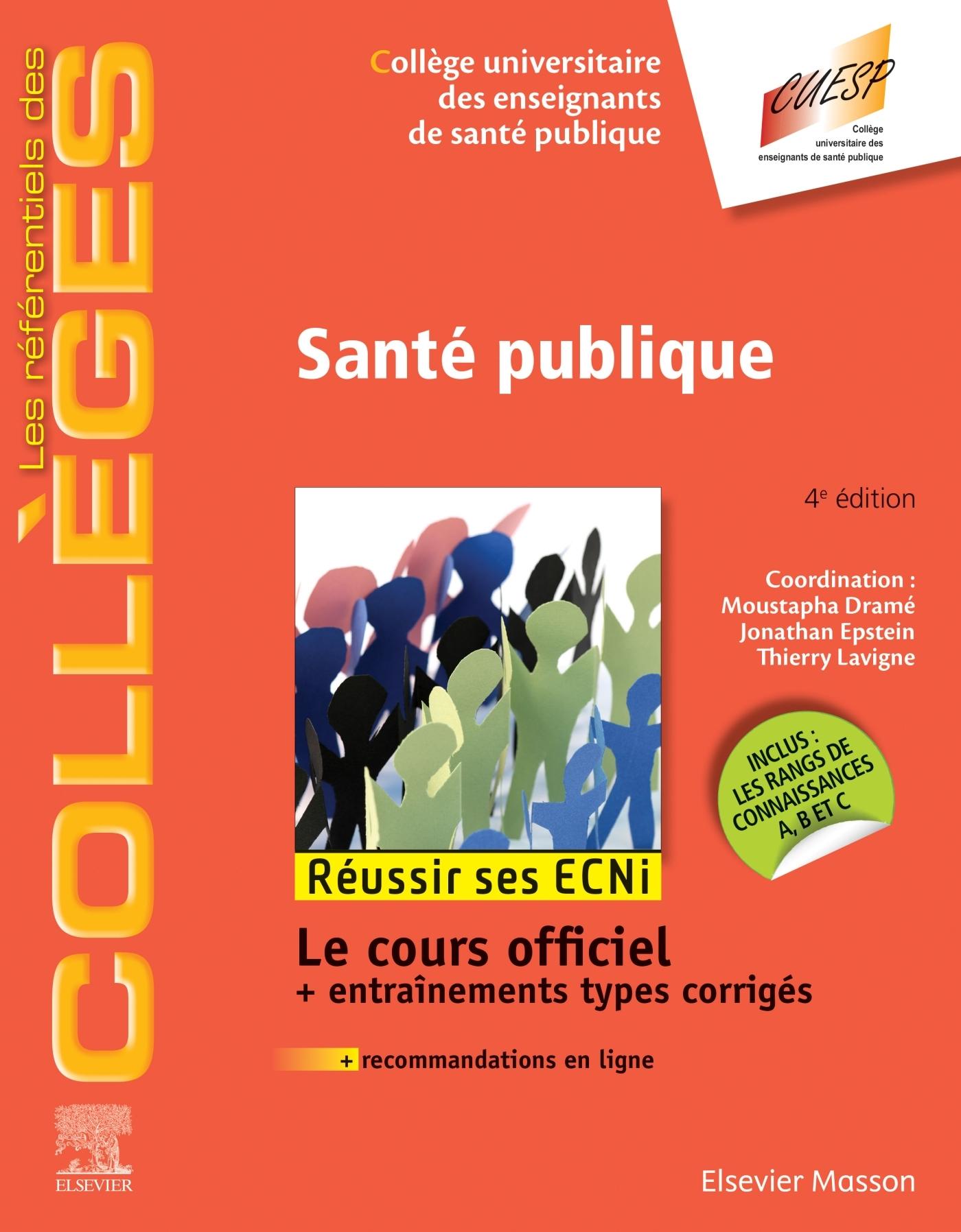 SANTE PUBLIQUE - REUSSIR LES ECNI