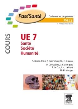 UE 7 - SANTE - SOCIETE - HUMANITE COURS - PILON PARTIEL  15/2/16