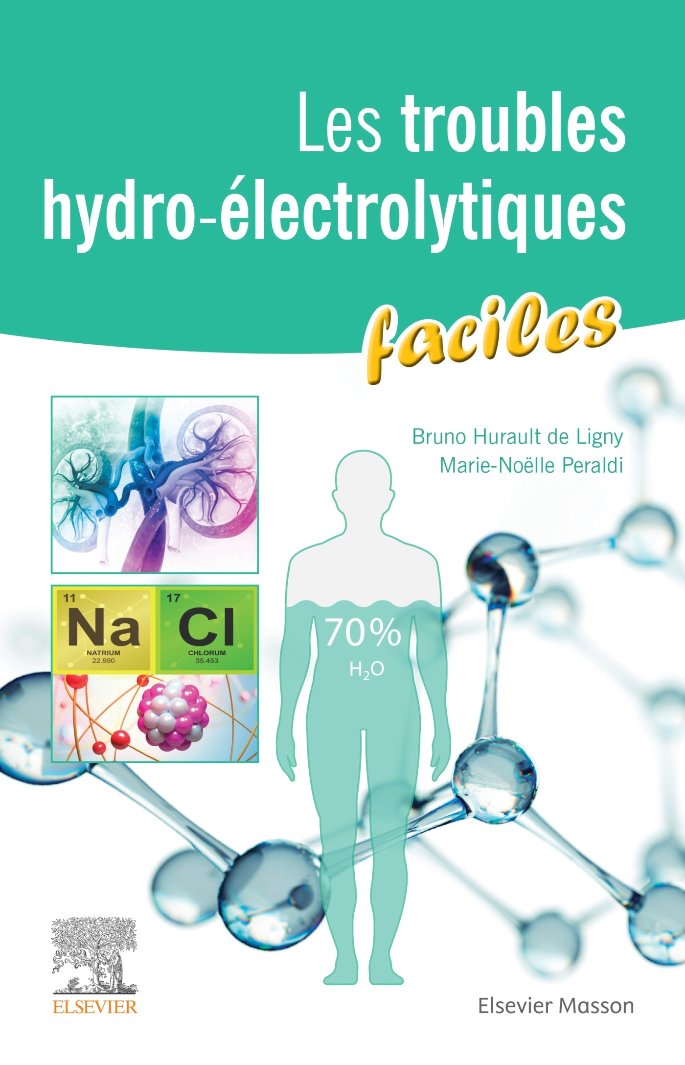 LES TROUBLES HYDRO-ELECTROLYTIQUES FACILES