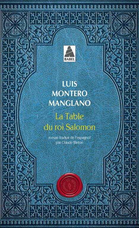 LA TABLE DU ROI SALOMON (BABEL)