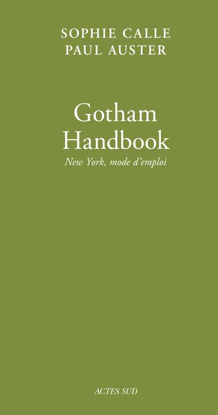 GOTHAM HANDBOOK NEW YORK, MODE D'EMPLOI (LIVRE VII) - FERMETURE ET BASCULE VERS 9782330128890