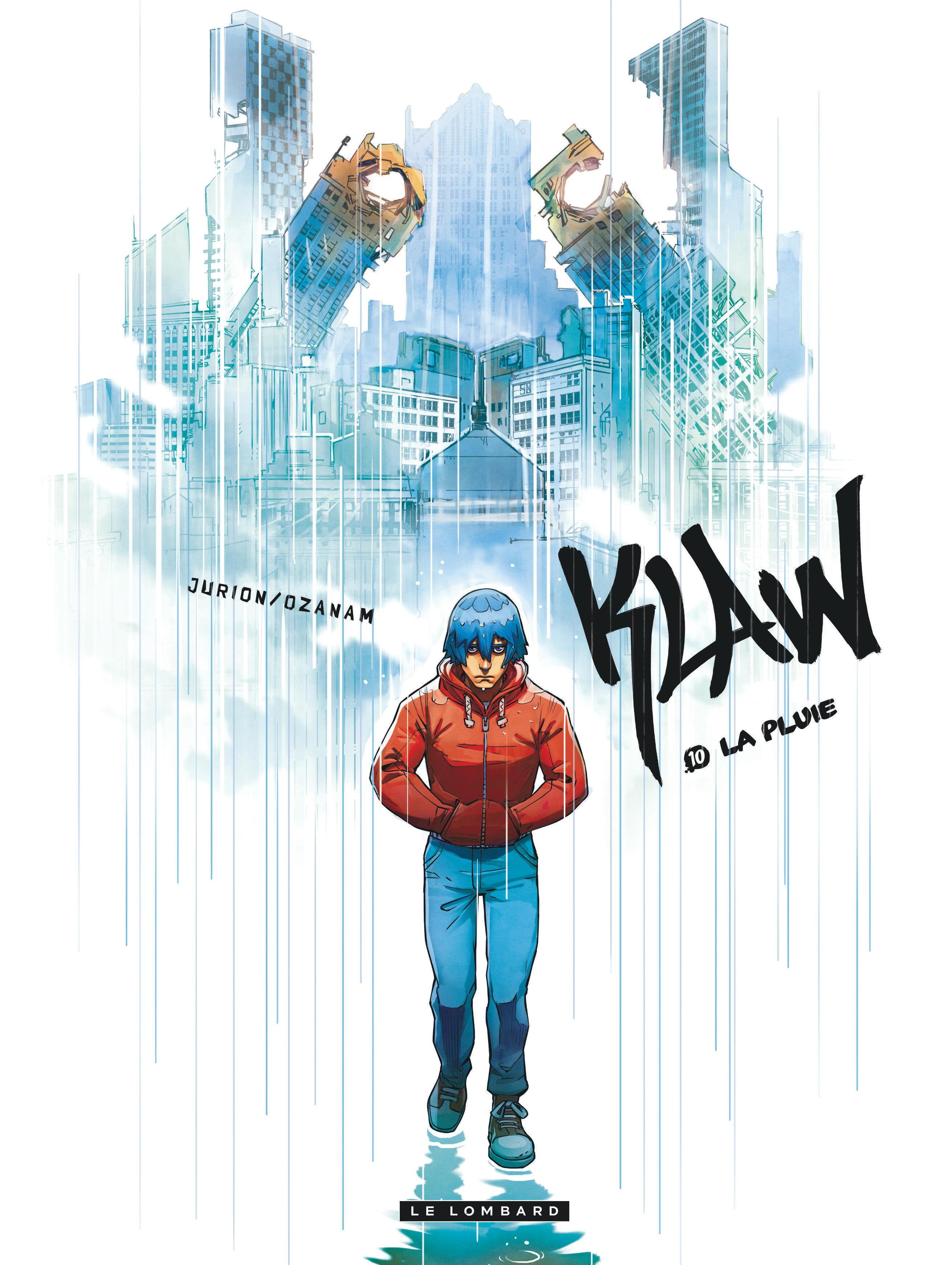 LA PLUIE - KLAW - T10