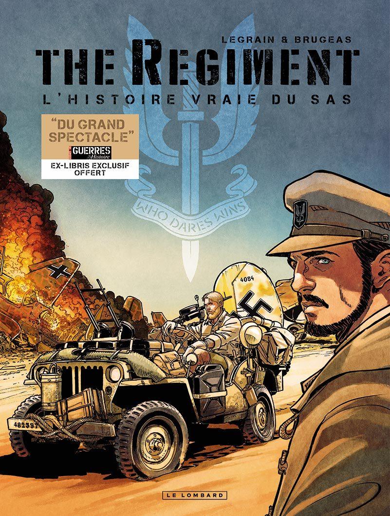 FOURREAU THE REGIMENT T1-2-3