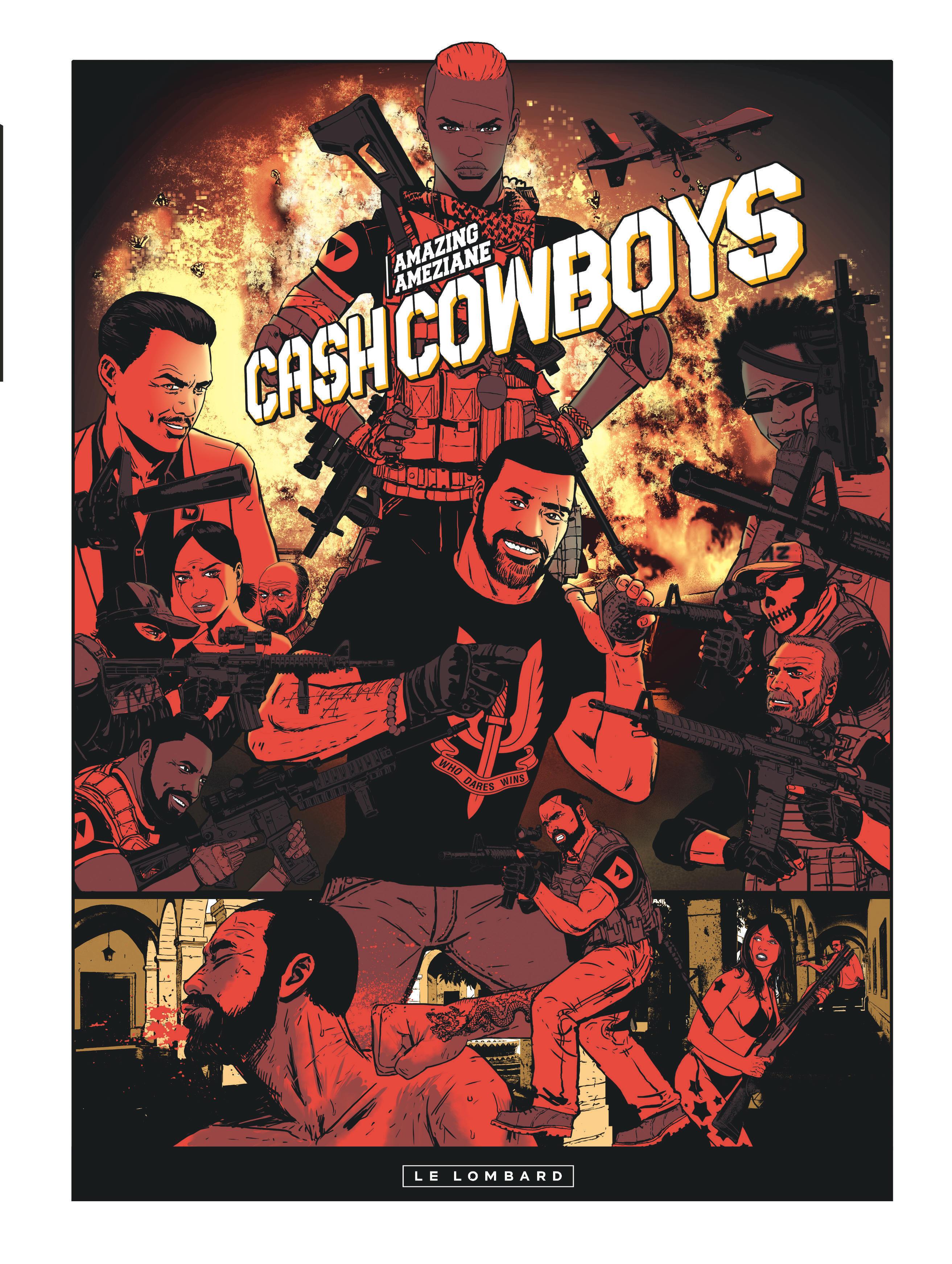 CASH COWBOYS - TOME 0 - CASH COWBOYS