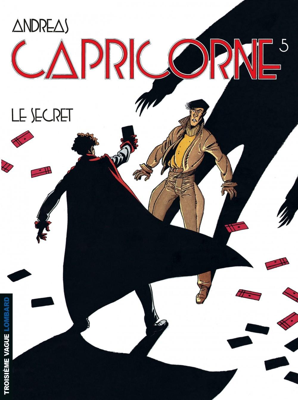 CAPRICORNE - TOME 5 - SECRET (LE)