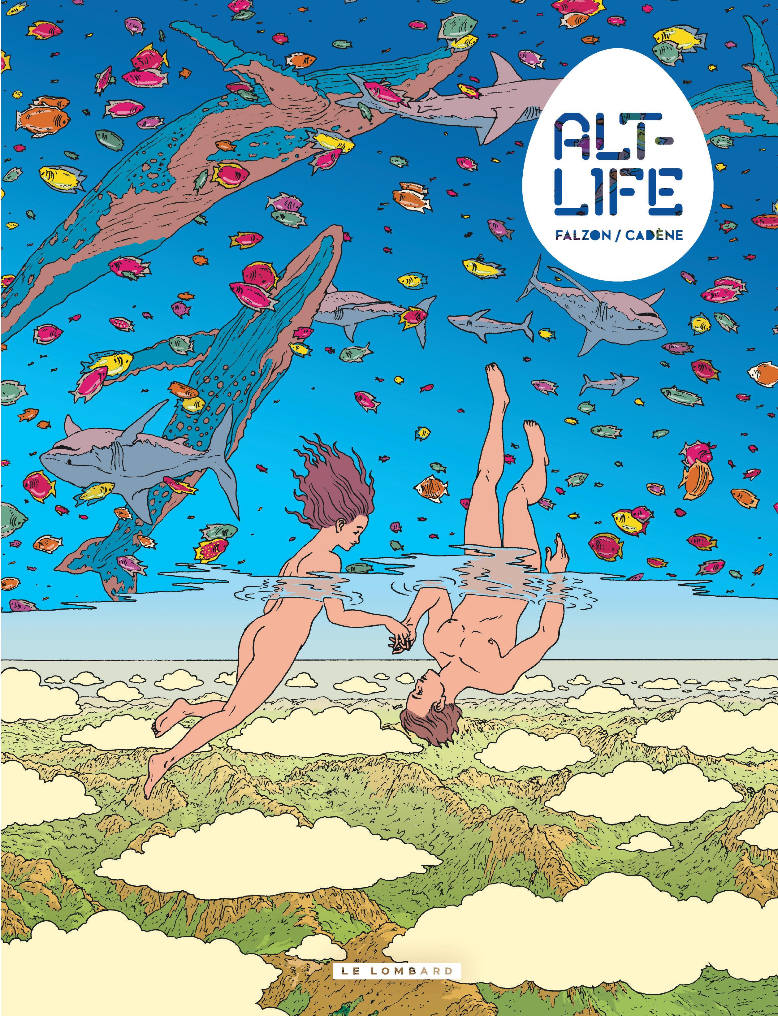 ALT LIFE - ALT-LIFE - TOME 1 - ALT-LIFE