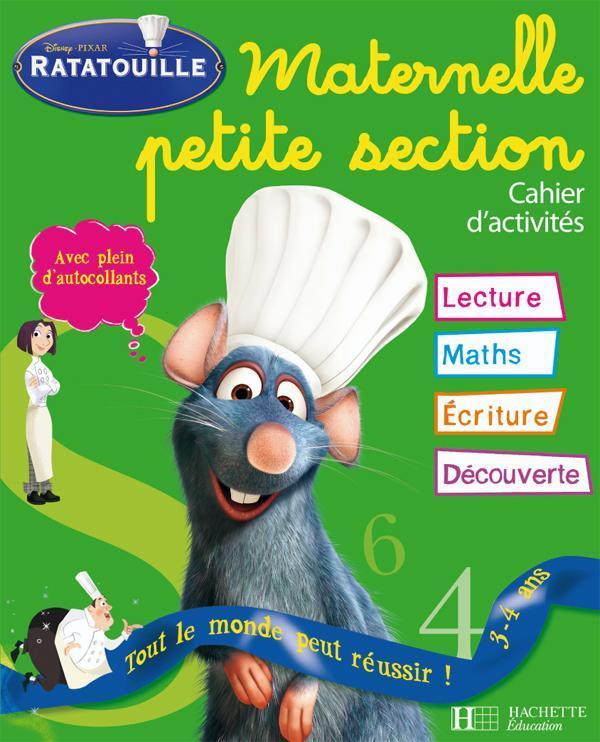 RATATOUILLE MATERNELLE PETITE SECTION - PS