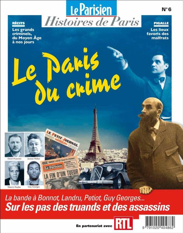 PARIS DU CRIME (LE)