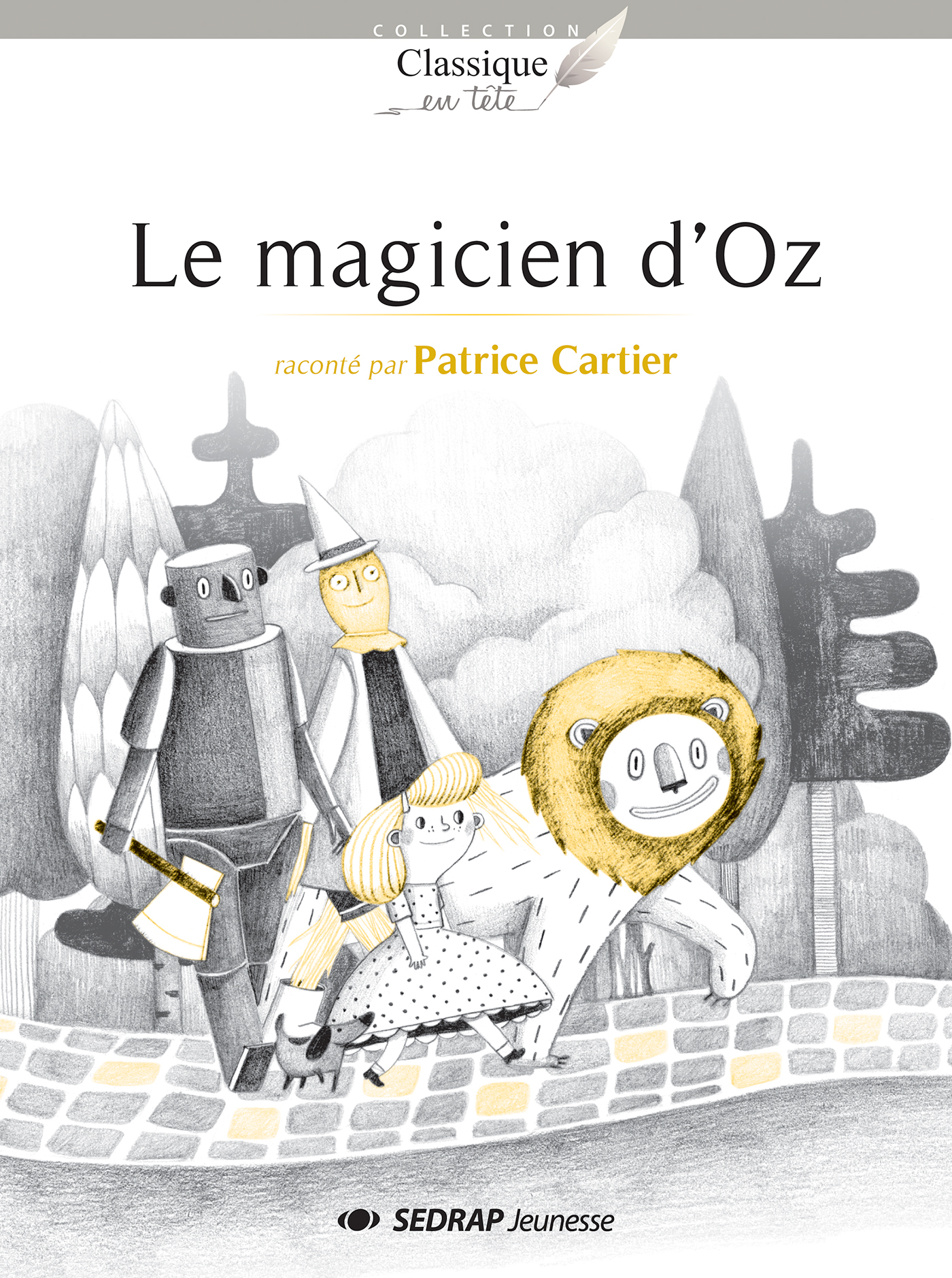 MAGICIEN D'OZ - ROMAN