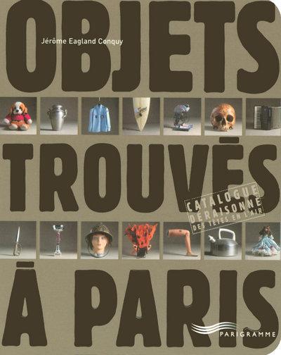 OBJETS TROUVES A PARIS