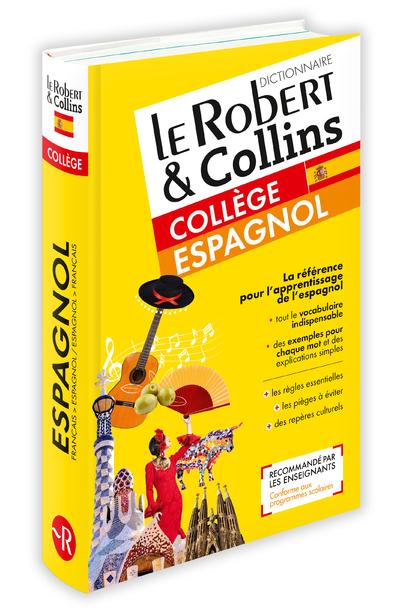 LE ROBERT & COLLINS COLLEGE ESPAGNOL