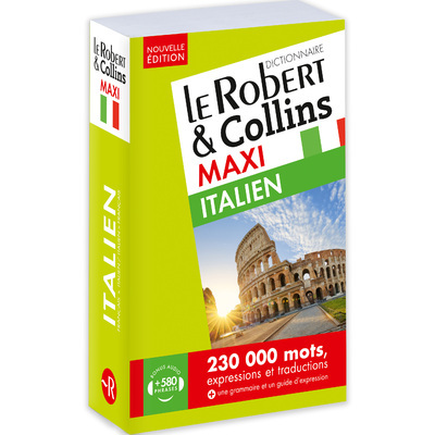 LE ROBERT & COLLINS MAXI ITALIEN
