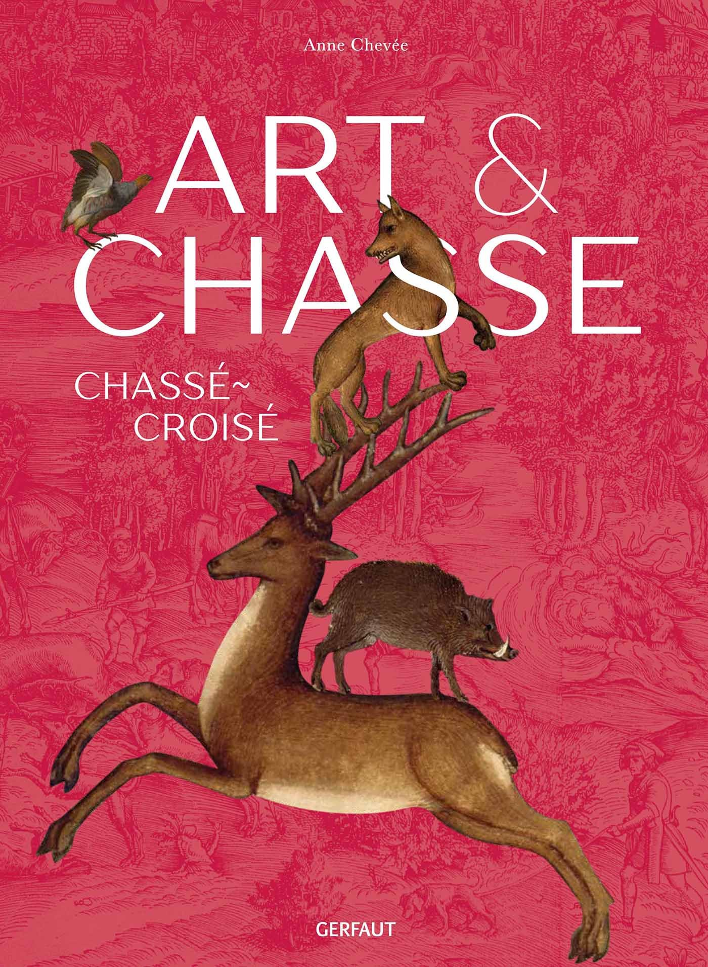 ART & CHASSE - CHASSE-CROISE