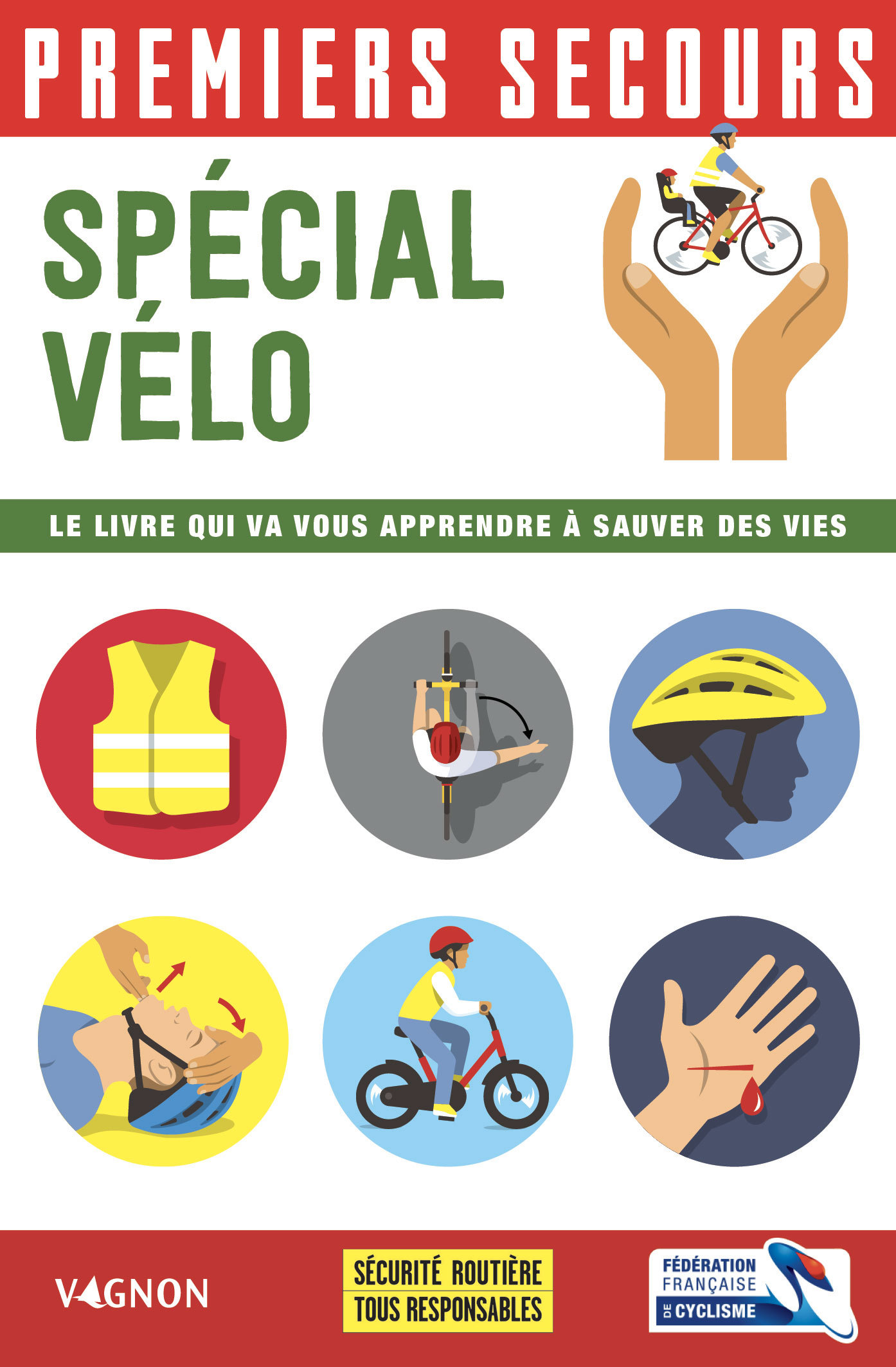 PREMIERS SECOURS SPECIAL VELO