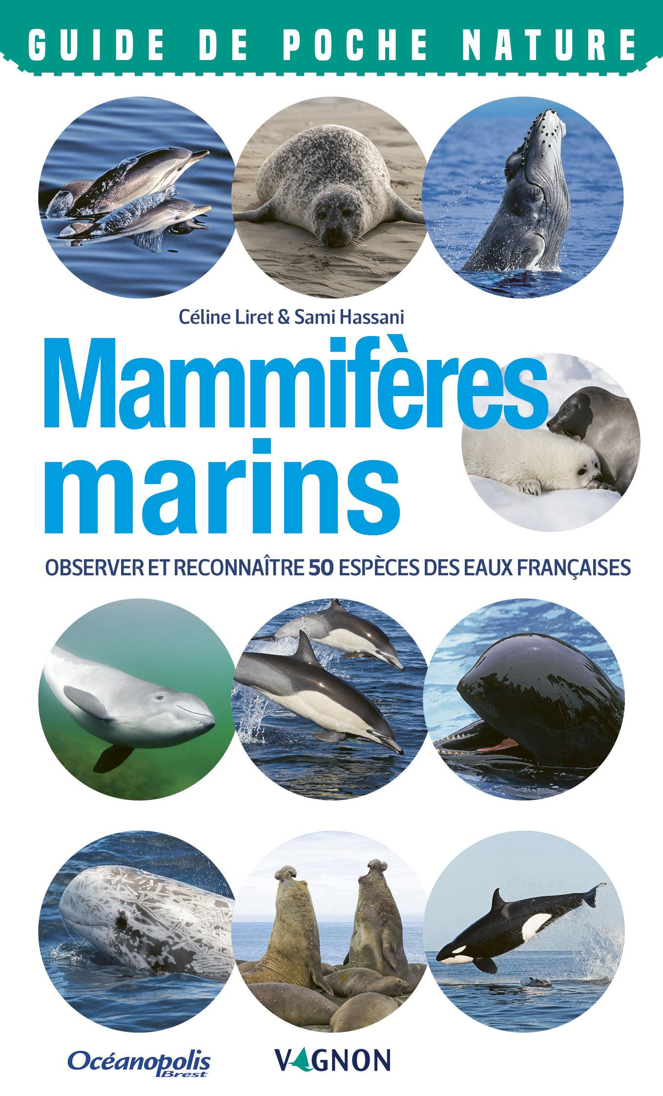MAMMIFERES MARINS. OBSERVER ET RECONNAITRE 50 ESPECES DES EAUX FRANCAISES