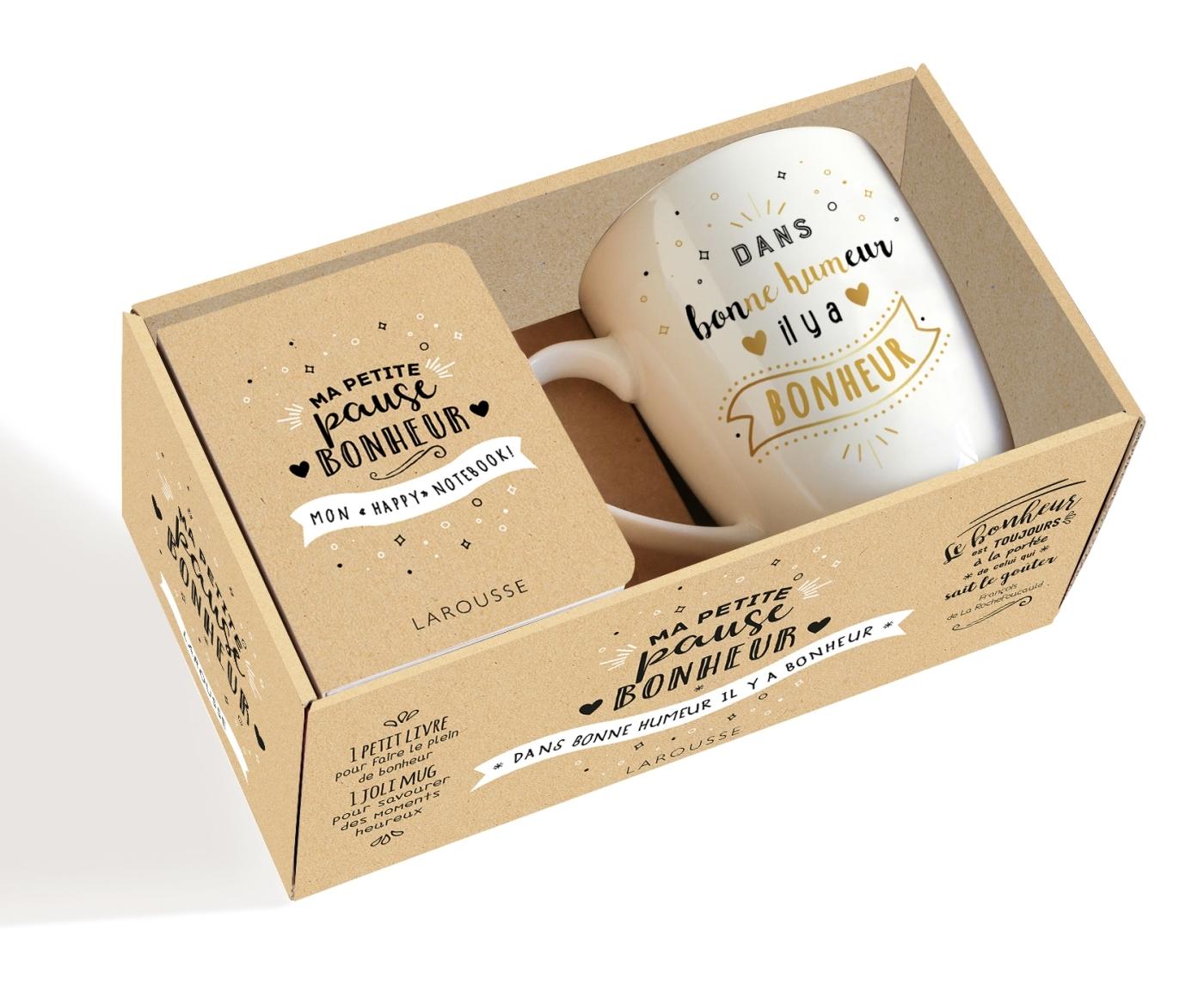COFFRET MA PETITE PAUSE BONHEUR