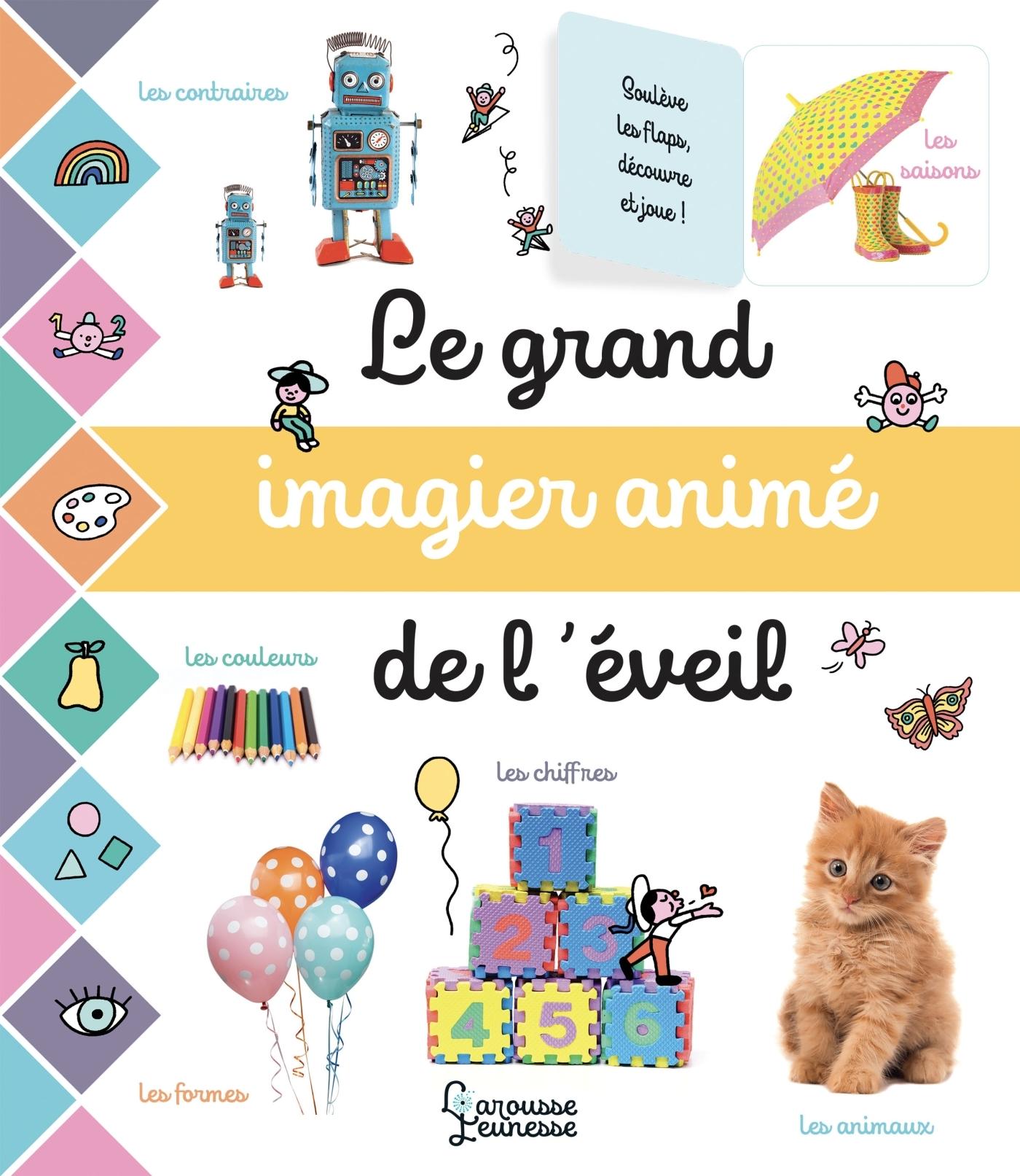 LE GRAND IMAGIER ANIME DE L'EVEIL