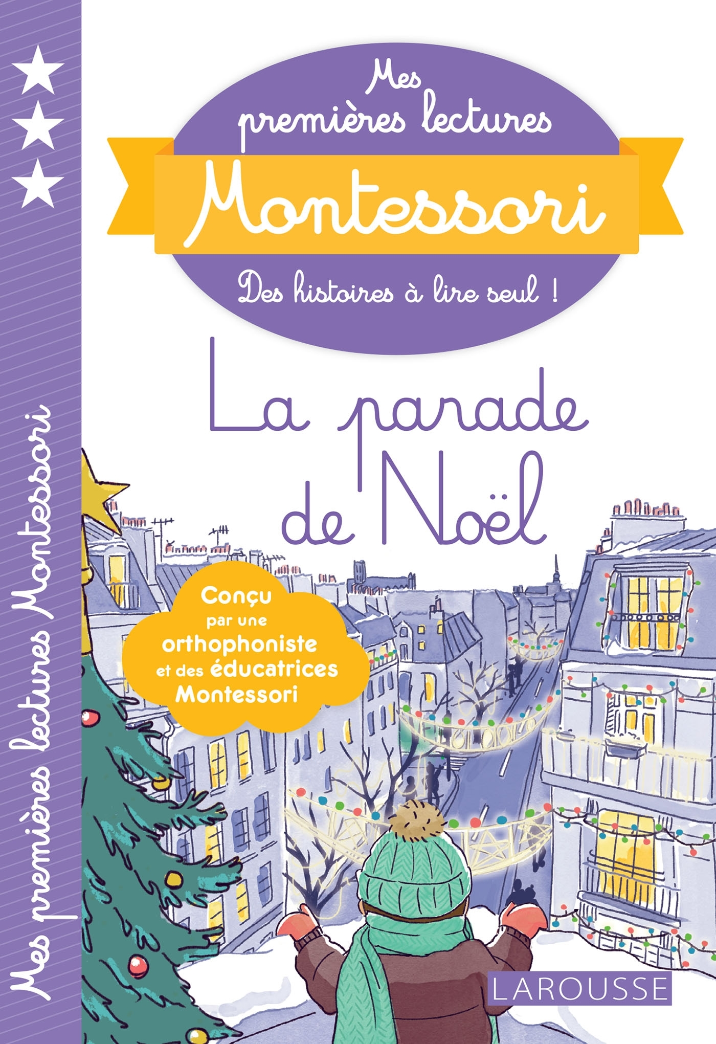 MES PREMIERES LECTURES MONTESSORI, LA PARADE DE NOEL !