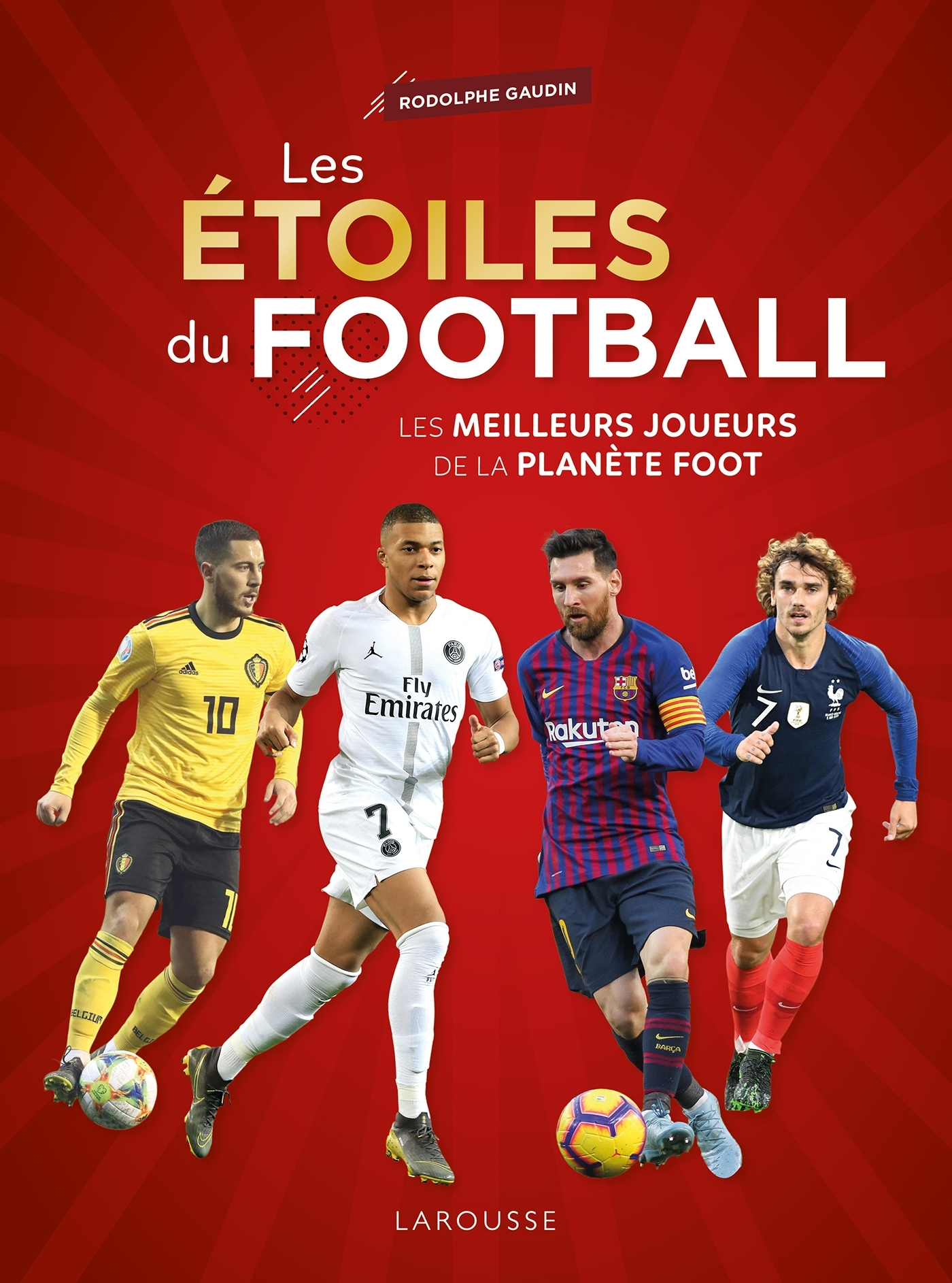 LES ETOILES DU FOOTBALL