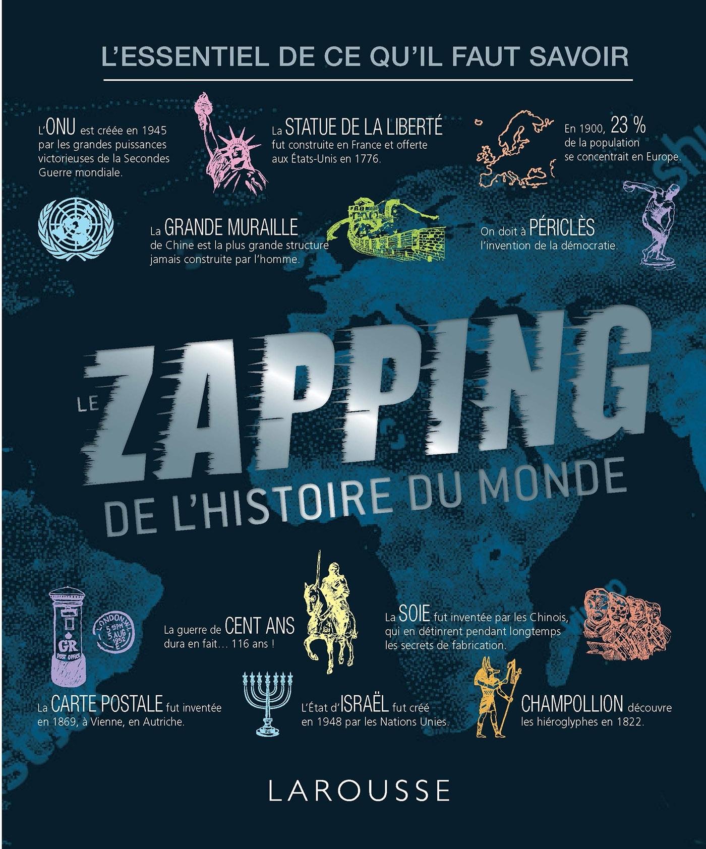 LE ZAPPING DE L'HISTOIRE DU MONDE