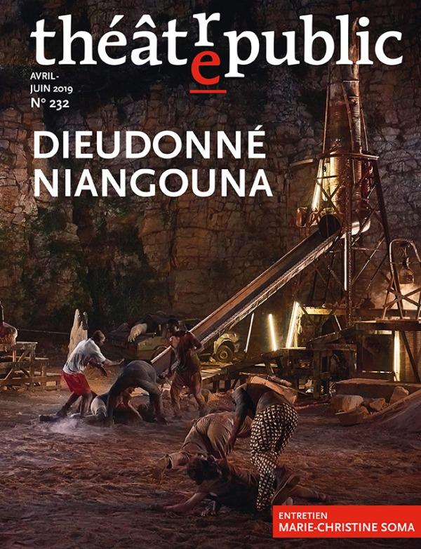 THEATRE PUBLIC N 232 - DIEUDONNE NIANGOUNA