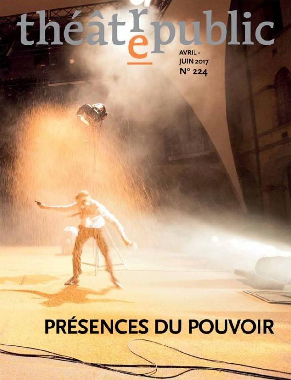 THEATRE PUBLIC N224 - PRESENCE DU POUVOIR