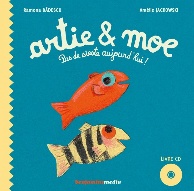ARTIE ET MOE (+CD)